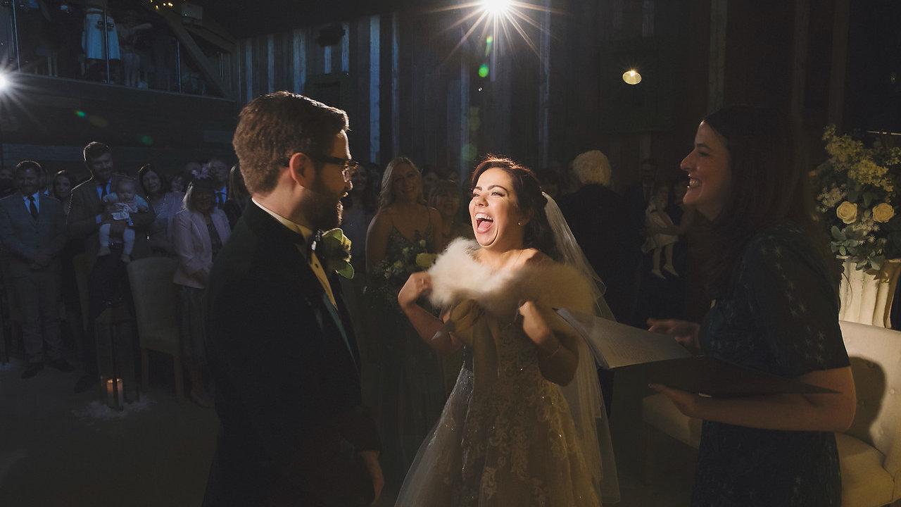 A Wedding by Helen