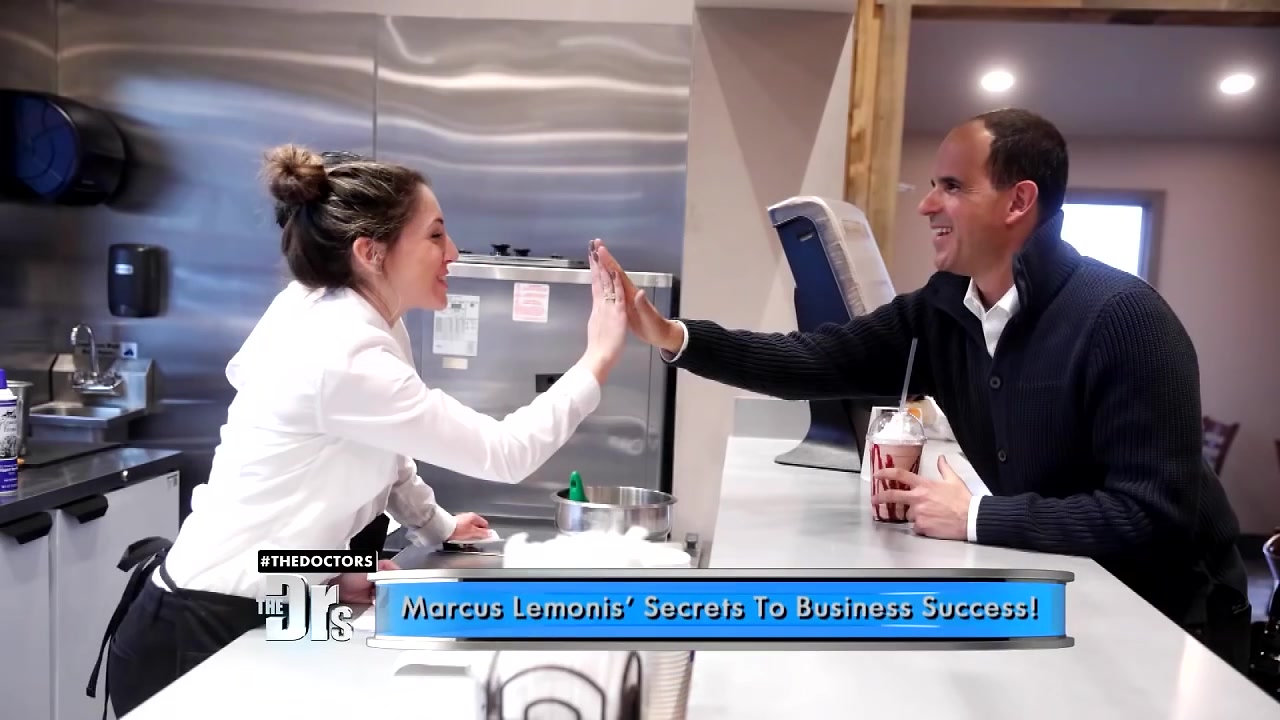 The Profits Marcus Lemonis on the patient experience