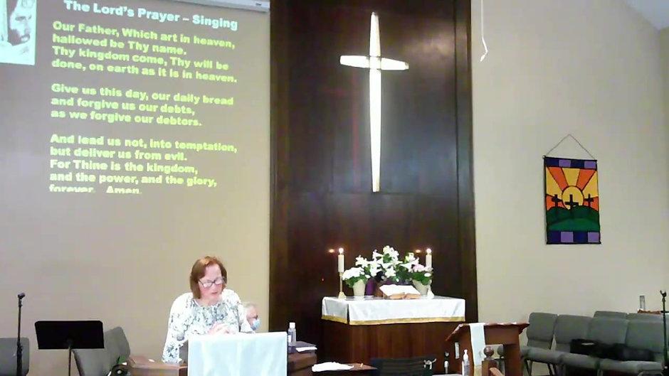 Church Service 04/11/2021