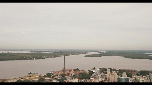 Porto Alegre, Rio Guaíba (4:30)