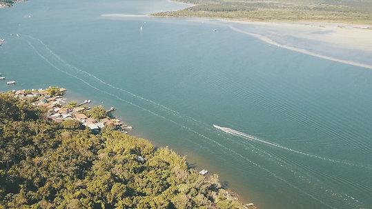 florianópolis, Costa da Lagoa (1:19)