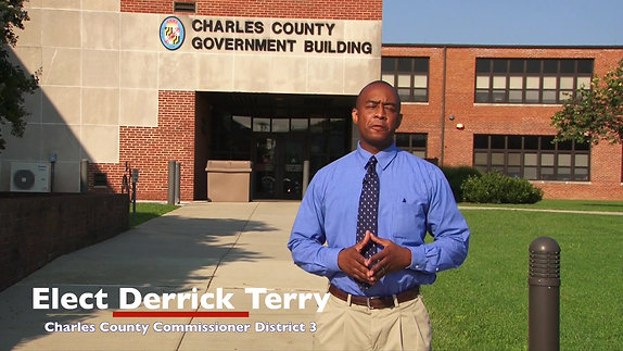 Elect Derrick Terry