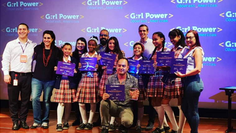 Girl Power Code Fest