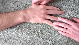 A Simple Hand & Arm Massage Tutorial