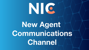 New Agent Communications Channel