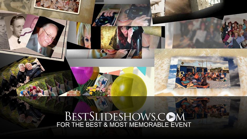BestSlideshows.com The BEST Video Slideshows