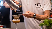 Spiced Rum Espresso Martini