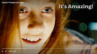 iSparkle™ Trailer Video