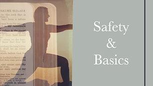 Prayer & Pose Safety & Basics