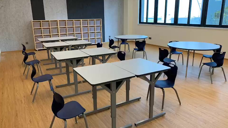 Classroom Tables and Chairs