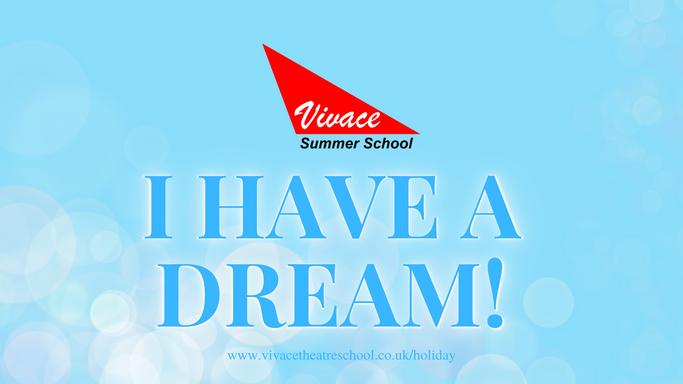 I Have A Dream Promo