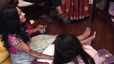 Nitya Wedding-Bridal Henna