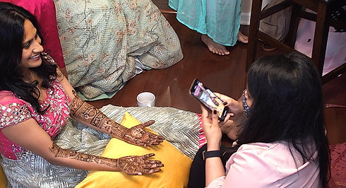 May 6: Bridal Henna
