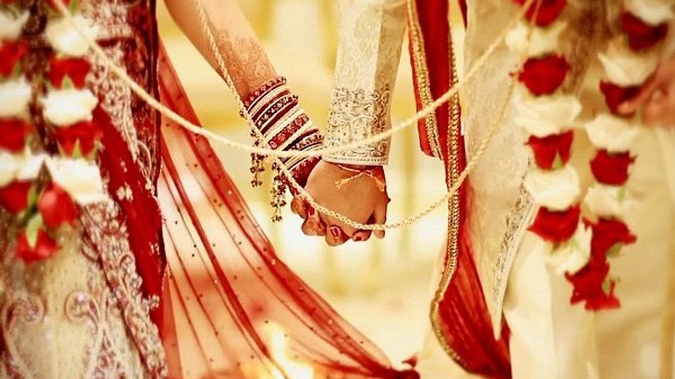 Nitya & Ujjwal's Wedding