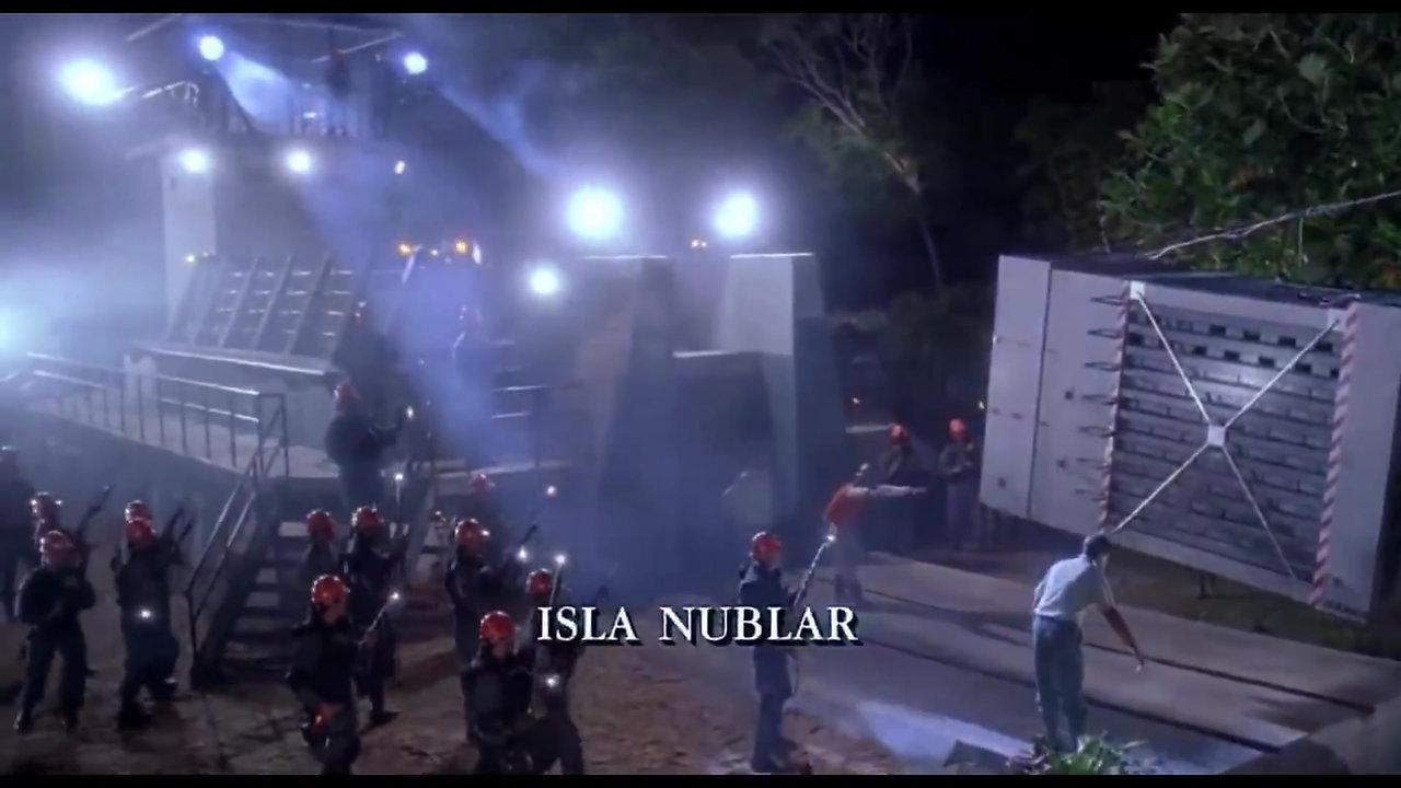 Jurassic Park - 1993 - Opening Scene Shoot her! HD