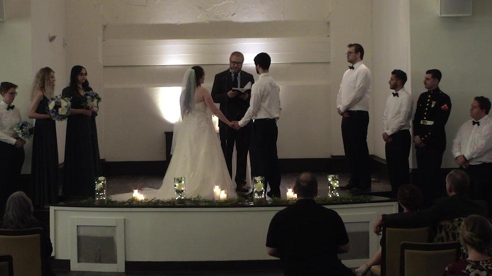 Jace Huber Wedding Stream