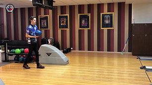 Miniškola bowlingu díl 2 Rozběh