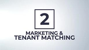 Step 2   Marketing & Tenant Matching