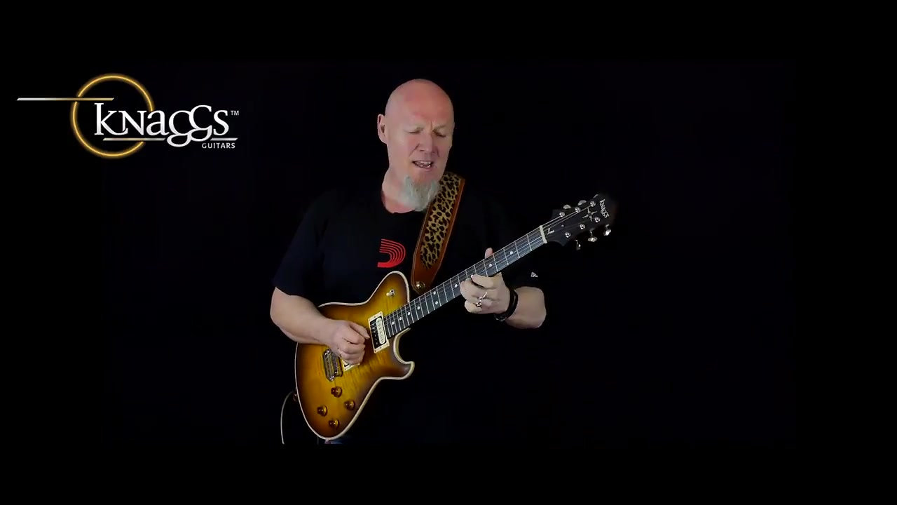 SEVEN solo guitar by Frank Steffen Mueller