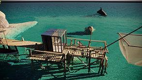 Un Cube à la mer ! HD