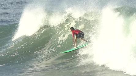 Jackson Butler - OaxacaPro Cuartos de final