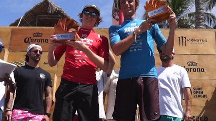 John Mel ganador Oaxaca Pro by Corona 2019