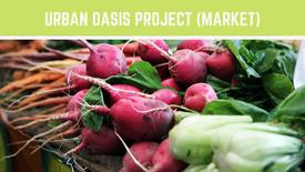 Urban Oasis Project | Miami Fl | Farmers Market