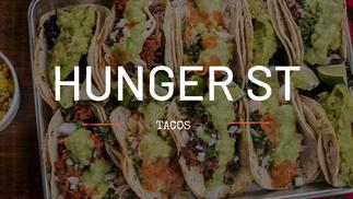 Hunger St. Tacos | Winter Park Fl