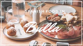 Bulla | Spanish Restaurant | Winter Park Fl