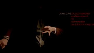 LIONEL CARLETTI  _MEZCAL OLD FASHIONED