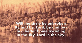 Will The Circle Be Unbroken Witnessing Video By Bob Faulkner