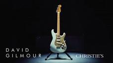 The David Gilmour Guitar Collection | Trailer | 2019