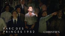 Parc des Princes - Christie's Paris - Freddie Leyden