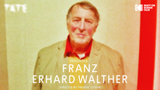 Artist Franz Erhard Walther: 'It Jumps Out of the Time'
