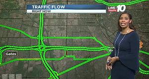 NBC Rochester Traffic Report