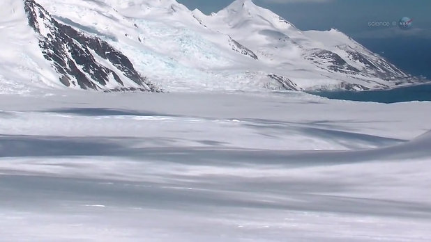 NASA - Zerfall Westantarktis