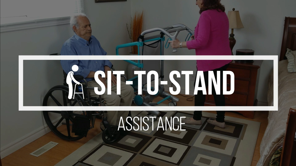Sit-to-Stand-Assistance
