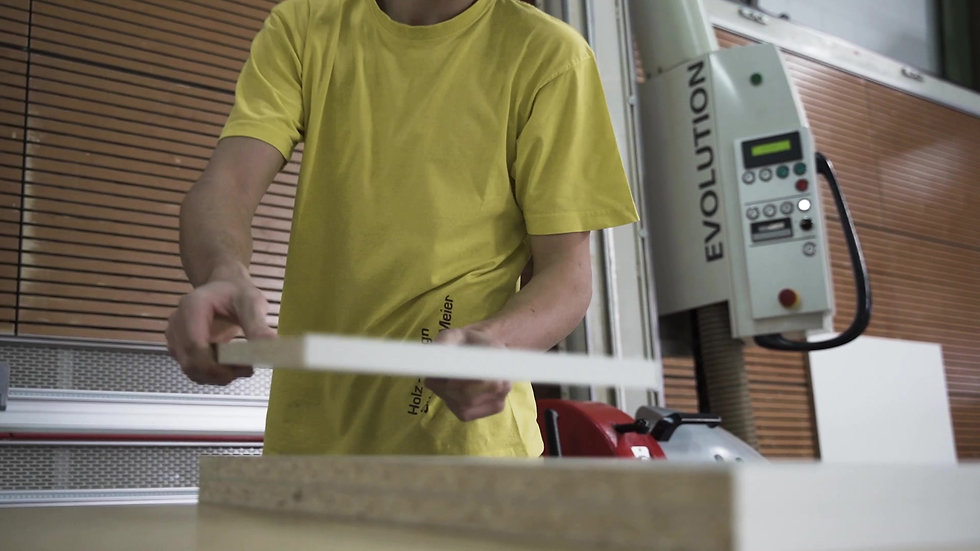 Vorstellungsfilm Holz-Design