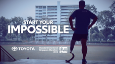 TOYOTA - START THE IMPOSSIBLE SERIES