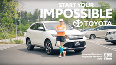 TOYOTA IMPOSIBLE 2019 -  SALLY