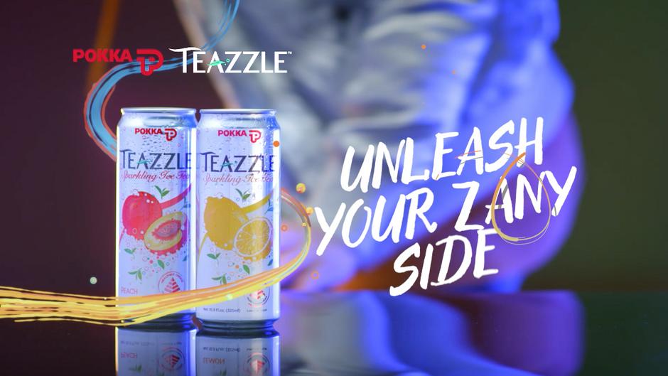 Teazzle TVC 2018