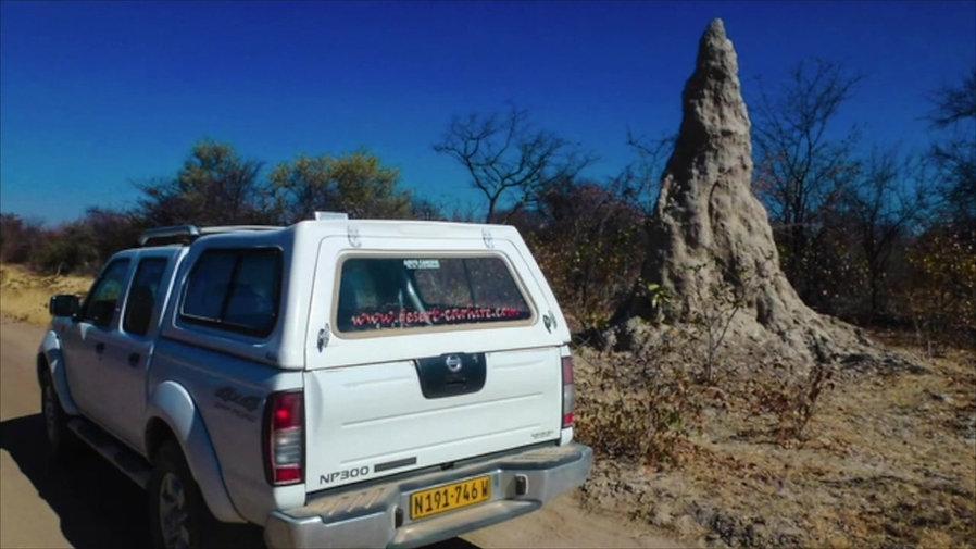 Namibia Reisedoku Trailer