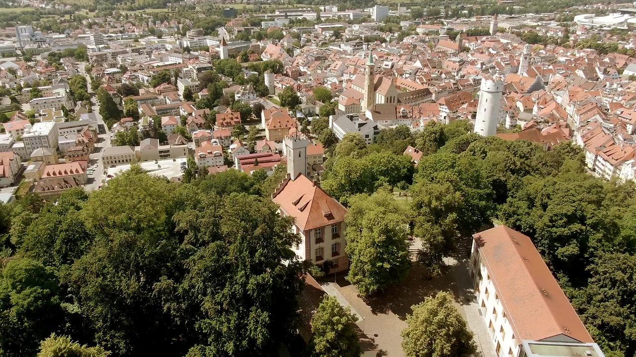 Veitsburg Rundflug