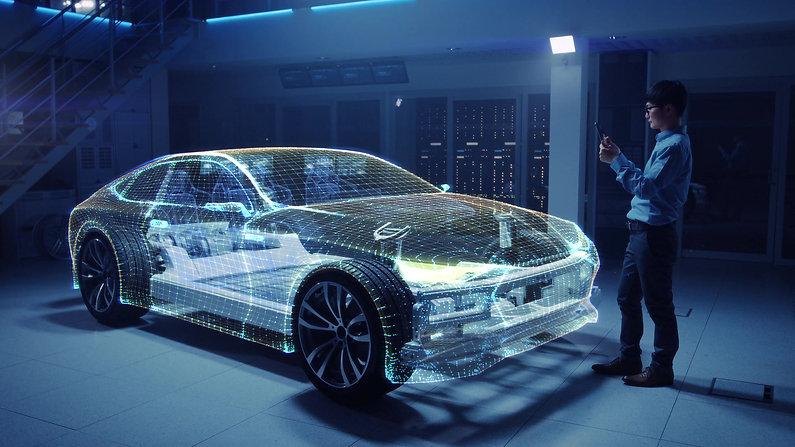 Teufelswerk 3D Animation Automotive