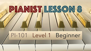 PI-101, Lesson 8, Song 2, Left Hand