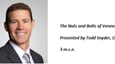 The Nuts and Bolts of Veneers Apr 17, 2020 with Dr. Todd Snyder