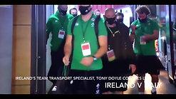 Professional Rugby Team Transport Ireland