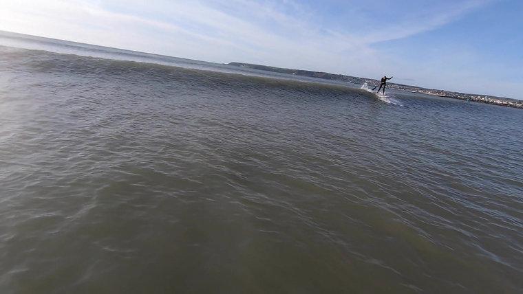 SUP Surf & Foil