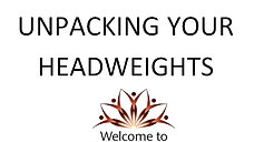 Uncpacking your Head Weights