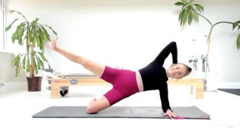 Upper Body Strength and Stretch (Beginner-Intermediate)